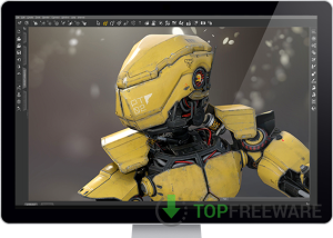 Full DAZ Studio for Mac OS X screenshot