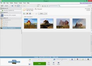 Google Picasa for Mac OS X screenshot