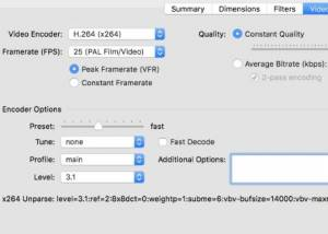 HandBrake for Mac Freeware
