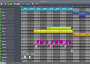 Full LMMS (Linux MultiMedia Studio) for Mac OS X screenshot